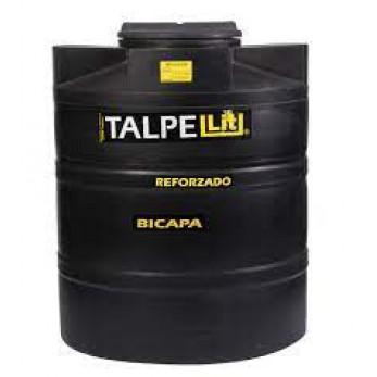 TANQUE PLASTICO BICAPA REF. 1100 LTS.