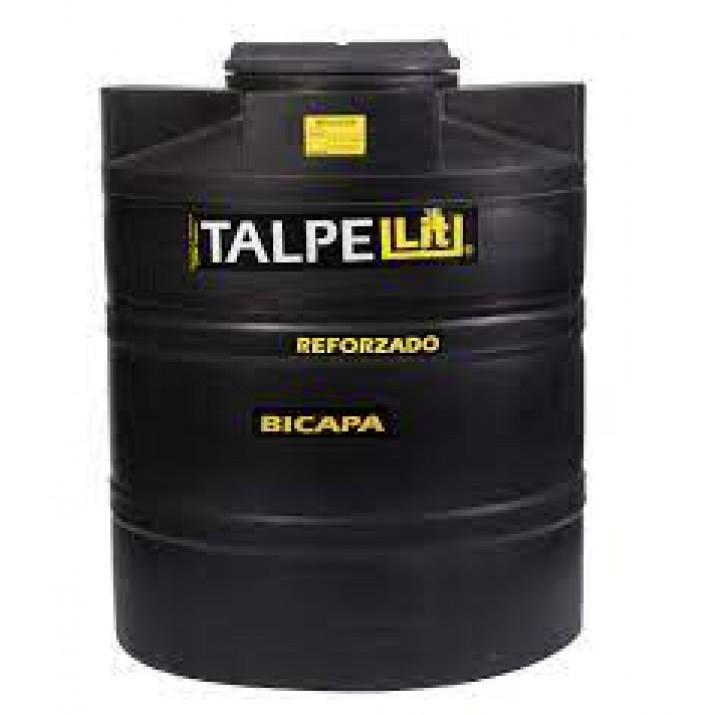 TANQUE PLASTICO BICAPA REF. 350 LTS.