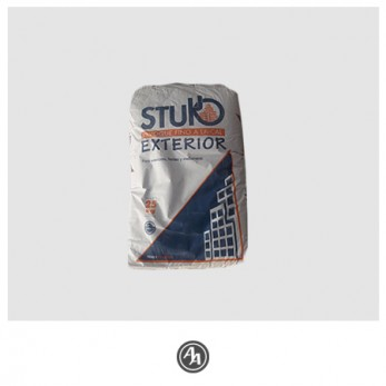 STUKO EXTERIOR x 25 Kgs.
