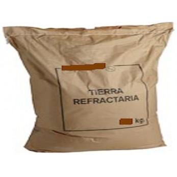 BOLSA TIERRA REFRACTARIA X 10 KGS.