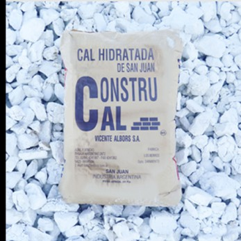 CAL HIDRATADA AEREA CONSTRUCAL