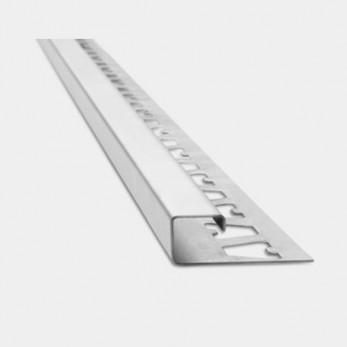 ATRIM-VARILLA GUARD.PVC 9MM GRIS OSCURO (230)