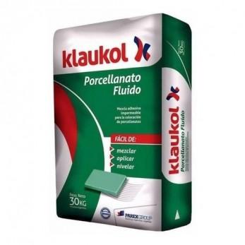 KLAUKOL PORCELLANATO FLUIDO x 30 Kgs.
