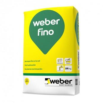 WEBER.REV FINO x 25 Kgs.