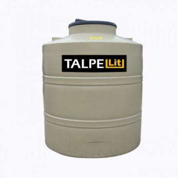 TANQUE PLASTICO TRICAPA 1100 LTS.