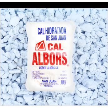 CAL HIDRATADA AEREA ALBORS