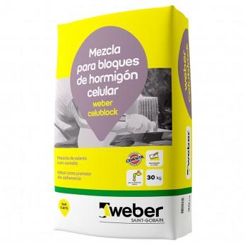 WEBER REV CELUBLOCK X 30 KGS